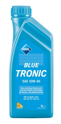 BlueTronic SAE 10W-40 1л