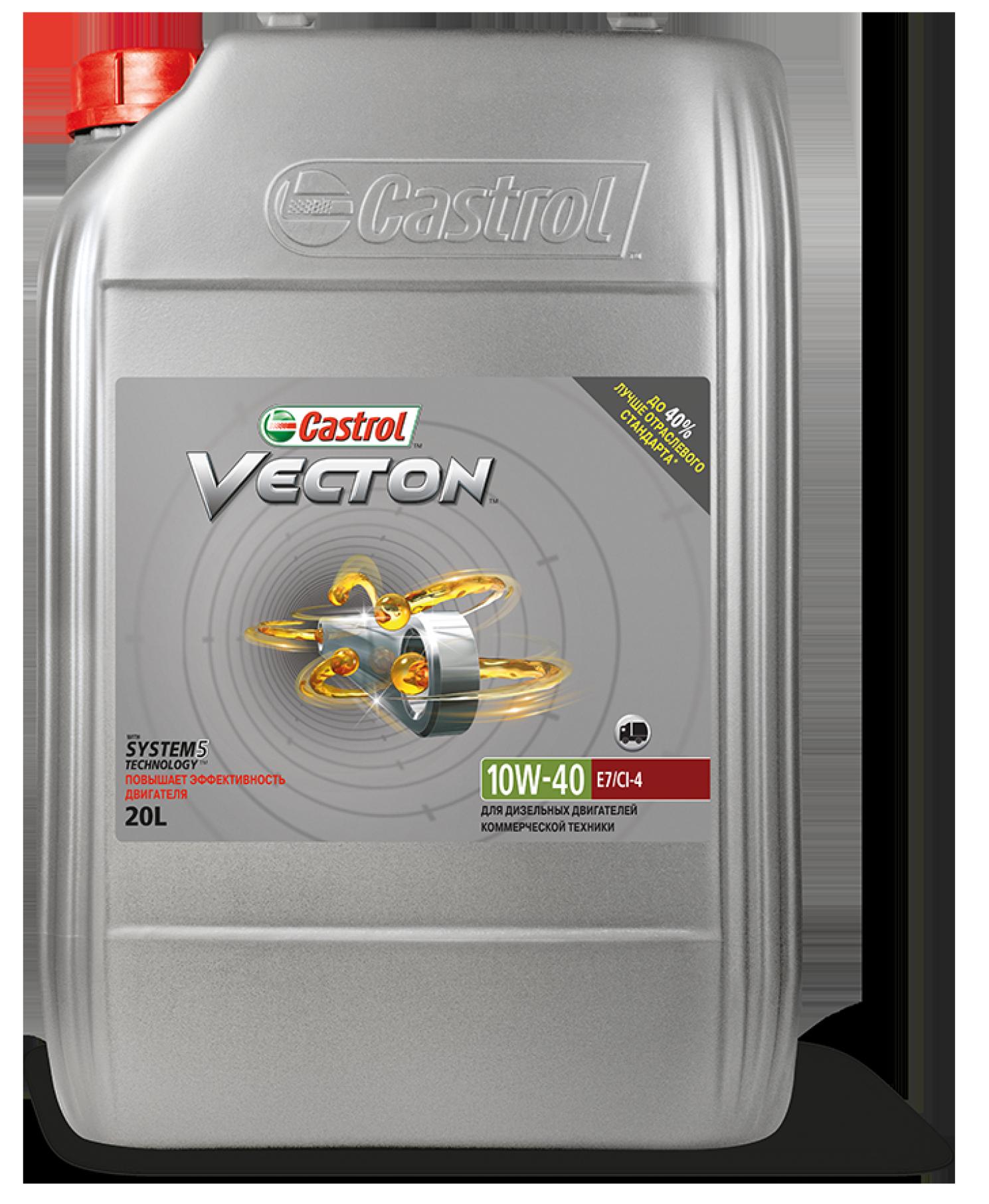 Vecton 10W-40 20л