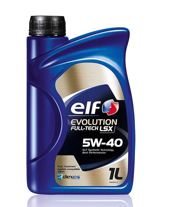 EVOLUTION FULL-TECH LSX 5W-40 1л