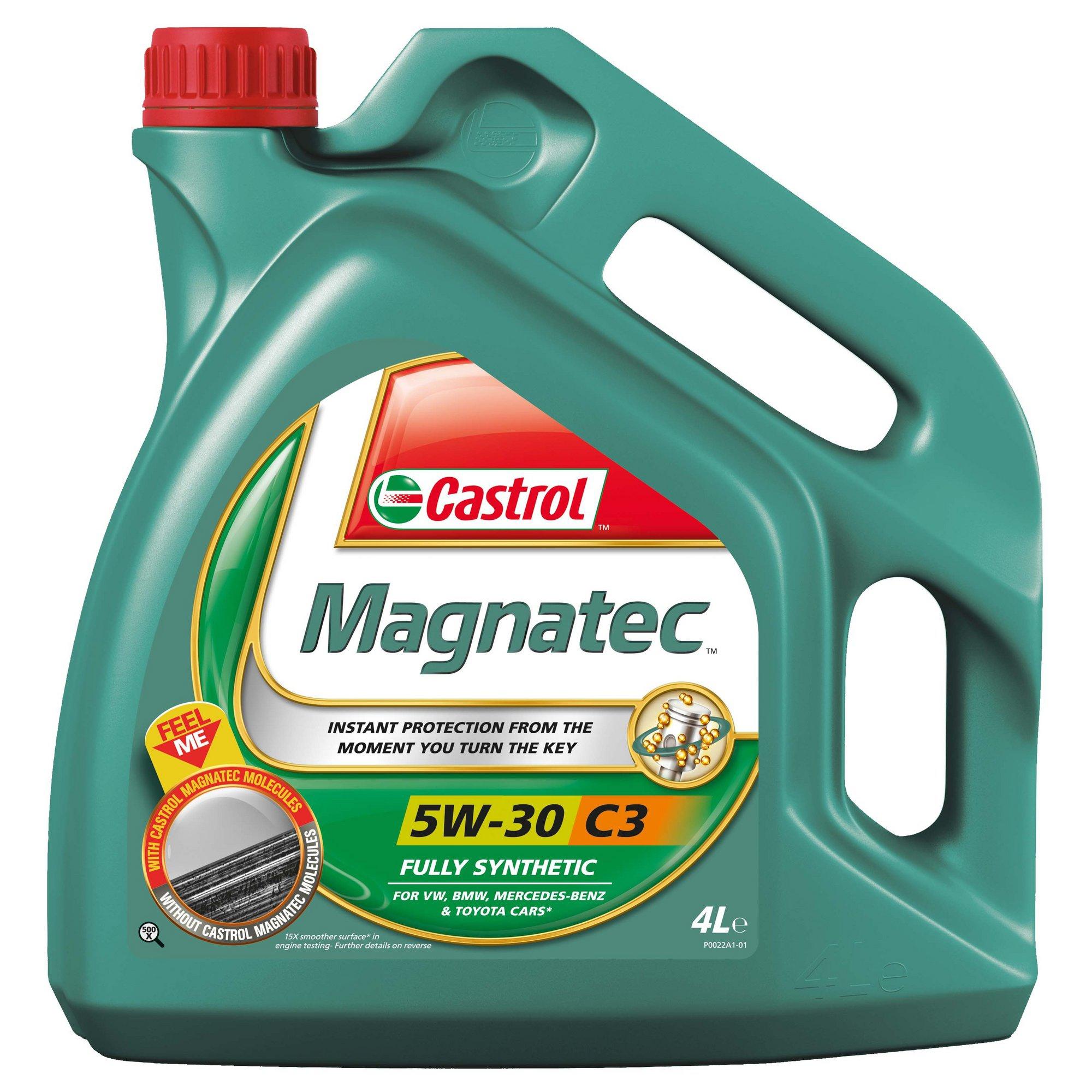 CASTROL Magnatec 5W-30 C3 4л