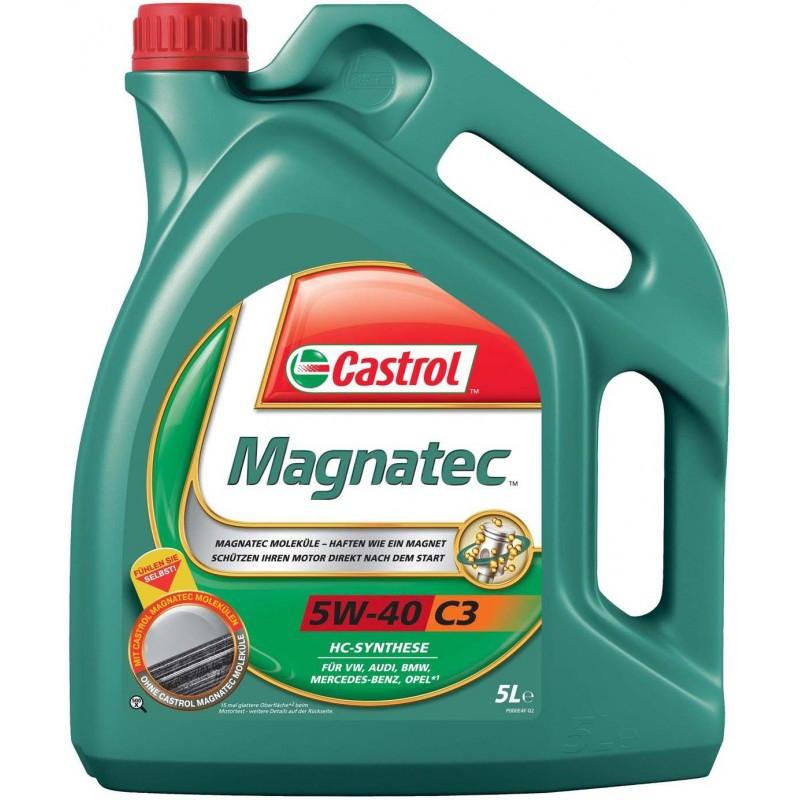 Castrol MAGNATEC 5W-40 C3 5л