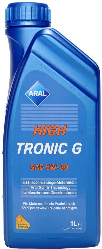 HighTronic G 5W-30 1л