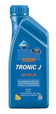 HighTronic J SAE 5W-30 1л