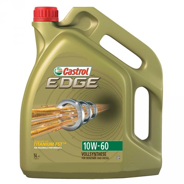 Castrol EDGE 10W-60 5л