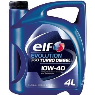 Evolution 700 Turbo Diesel 10W-40 4л