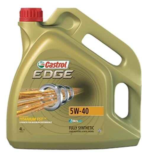 Castrol EDGE 5W-40 4л