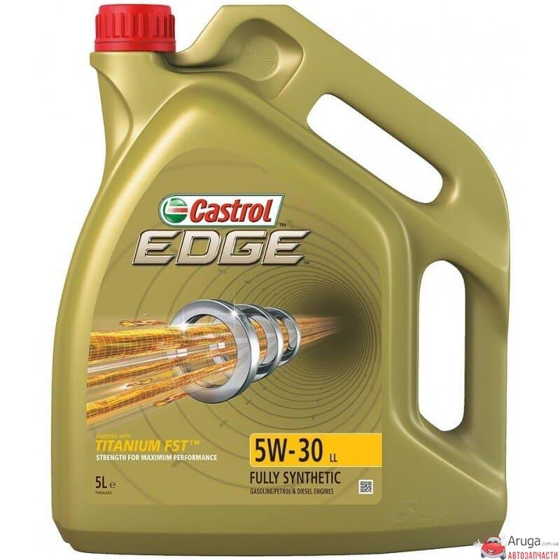 Castrol Edge Titanium FST 5w-30 LL 5л