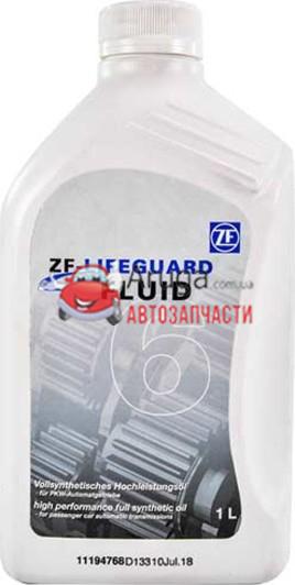 ZF Lifeguard Fluid 6, 1л